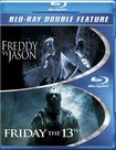 Freddy Vs Jason / Friday The 13th (2009) Double Feature (Blu-ray) 29509951
