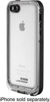 Lifeproof - Nuud Case For Apple Iphone 5c - Black