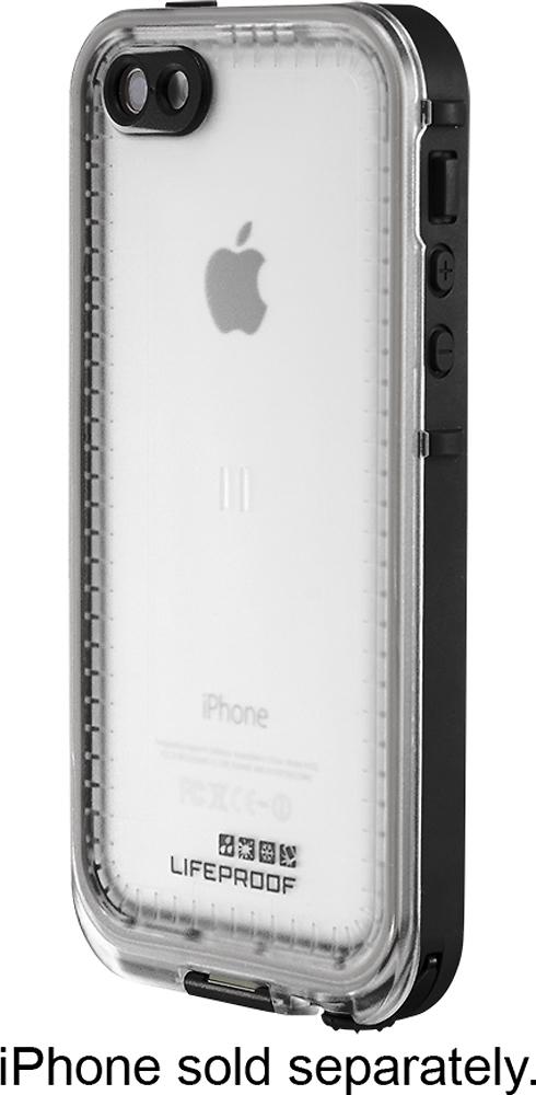 LifeProof - nüüd Case for Apple® iPhone® 5c - Black