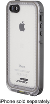 LifeProof - nüüd Case for Apple® iPhone® 5c - White