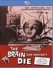 The Brain That Wouldn't Die [blu-ray] 29546294
