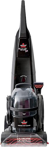 BISSELL - Lift-Off Deep Cleaner Pet Carpet Cleaner - Black