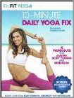 BeFit Yoga: 10-Minute Daily Yoga Fix (DVD) (Eng) 2013