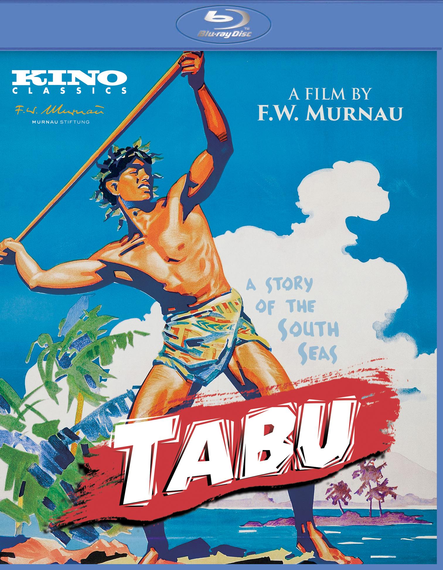 Tabu [blu-ray] 29571705