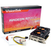 Visiontek - Radeon R7 260X Graphic Card - 1100 MHz Core - 2 GB GDDR5 SDRAM - PCI Express 3.0 x16