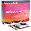 Visiontek - Radeon R7 240 Graphic Card - 750 MHz Core - 2 GB DDR3 SDRAM - PCI Express 3.0 x16