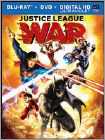 Justice League: War (Blu-ray Disc) (2 Disc) (Ultraviolet Digital Copy) (Enhanced Widescreen for 16x9 TV) (Eng/Fre/Spa/Por/TH) 2014