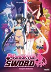Momokyun Sword: Complete Collection [2 Discs] (dvd) 29602198