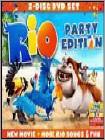 Rio (DVD) (2 Disc) (Special Edition) (Enhanced Widescreen for 16x9 TV) (Eng/Fre/Spa) 2011