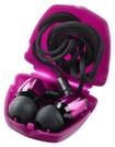 V-MODA - Faders VIP Tuned Metal Earplugs - Electric Pink
