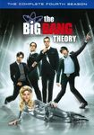 The Big Bang Theory: The Complete Fourth Season [3 Discs] (dvd) 2965083