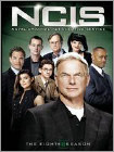 NCIS: The Eighth Season [6 Discs] (DVD) (Enhanced Widescreen for 16x9 TV) (Eng/Fre)