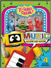 Yo Gabba Gabba!: Music Makes Me Move! (DVD) (Eng)