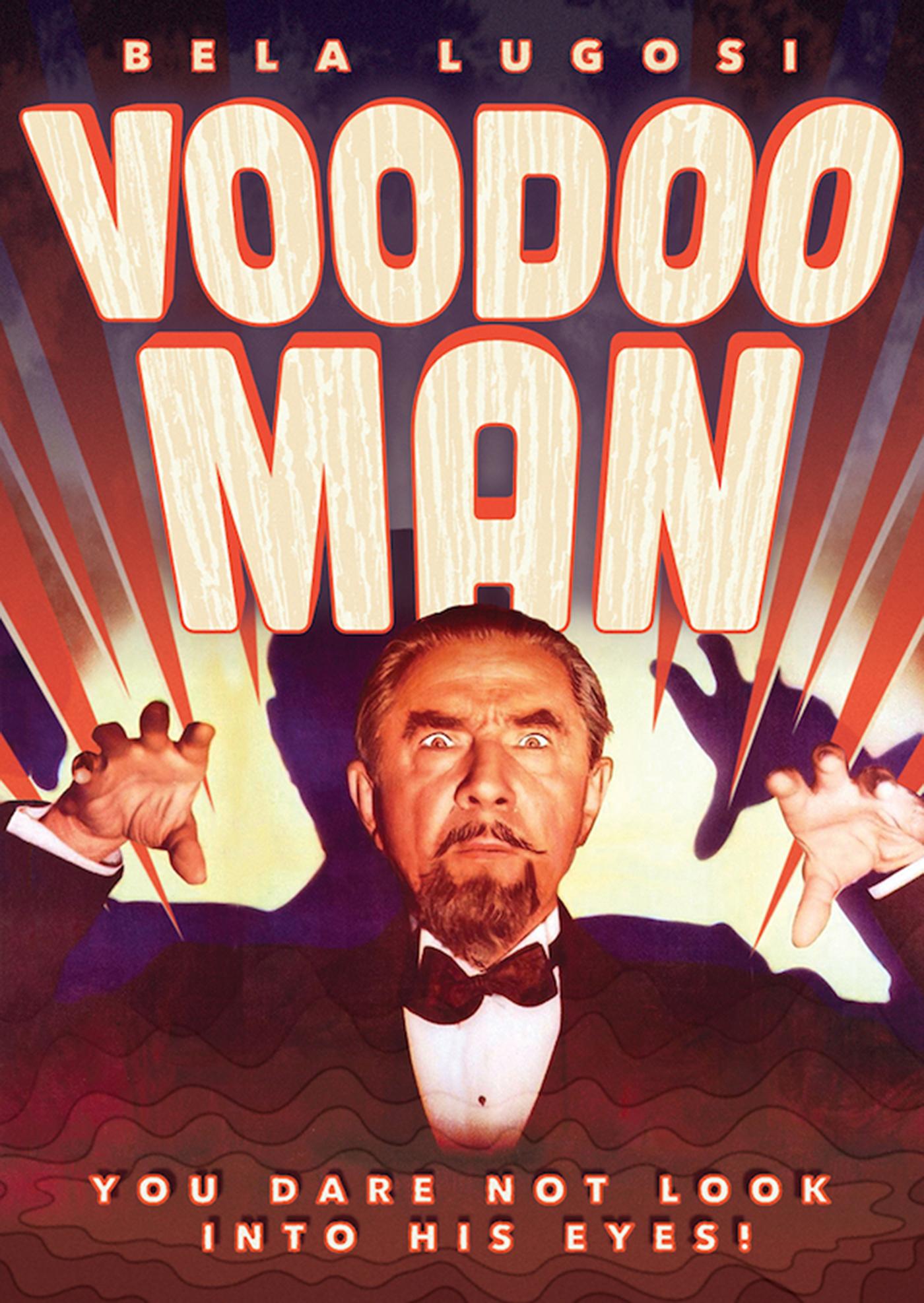 Voodoo Man (dvd) 29701757