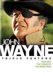 John Wayne Triple Feature: True Grit/the Cowboys/the Searchers [3 Discs] (dvd) 29702592