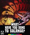 What Have You Done To Solange? [blu-ray/dvd] [2 Discs] 29704745