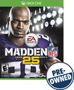 Madden NFL 25 - PRE-OWNED - Xbox One