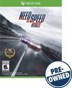 Need for Speed: Rivals - PRE-OWNED - Xbox One