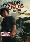 El Senor De Los Cielos, Vol. 1 [6 Discs] (dvd) 2977218
