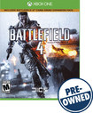 Battlefield 4 - PRE-OWNED - Xbox One