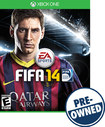 FIFA 14 - PRE-OWNED - Xbox One