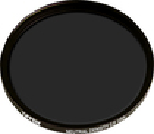 Tiffen - 58mm Neutral-Density 0.9 Lens Filter - Black