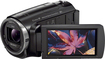 Sony - 32GB HD Flash Memory Camcorder - Black