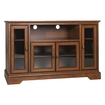 Walker Edison - Rustic Highboy Wood Tv Stand For Most Flat-panel Tvs Up To 55