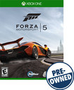 Forza Motorsport 5 - PRE-OWNED - Xbox One