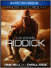 Riddick (Blu-ray Disc) (2 Disc) (Director's Cut) (Unrated) (Ultraviolet Digital Copy) (Eng/Spa) 2013