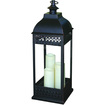 Smart Solar - San Nicola Triple LED Candle Lantern-Bronze