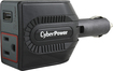 CyberPower - 150W DC-to-AC Power Inverter - Black