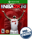 NBA 2K14 - PRE-OWNED - Xbox One