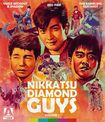Nikkatsu Diamond Guys: Volume 1 [blu-ray/dvd] [3 Discs] 29888288
