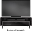 "BDI - Cavo A/V Cabinet for Most Flat-Panel TVs Up to 70"" - Gray"