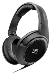 Sennheiser - Closed Back Dynamic Hi Fi Over-The-Head Headphone Closed Back Dynamic Hi Fi Over-The-Head Headphone - Black