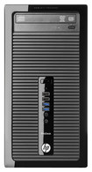HP - Desktop - AMD A4-Series - 4GB Memory - 500GB Hard Drive - Black