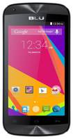 Blu - Dash C Music 4G Cell Phone (Unlocked) - Gray