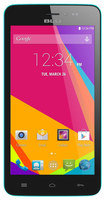 Blu - Studio 5.0 C HD 4G with 8GB Memory Cell Phone (Unlocked) - Blue
