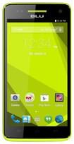 Blu - Studio 5.0 C 4G with 4GB Memory Cell Phone (Unlocked) - Yellow