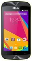 Blu - Dash C Music 4G Cell Phone (Unlocked) - Yellow