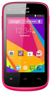 Blu - Dash Jr. K with 512MB Memory Cell Phone (Unlocked) - Pink