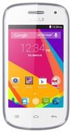 Blu - Dash 3.5 II 4G Cell Phone (Unlocked) - White