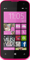 Blu - WIN JR 4G with 4GB Memory Cell Phone (Unlocked) - Pink