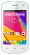 Blu - Dash 3.5 II 4G Cell Phone (Unlocked) - Blue