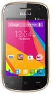 Blu - Dash 3.5 II 4G Cell Phone (Unlocked) - Gold