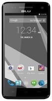 Blu - Studio 5.0 C 4G with 4GB Memory Cell Phone (Unlocked) - Black