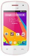Blu - Dash 3.5 II 4G Cell Phone (Unlocked) - Pink