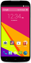 Blu - Studio 6.0 HD 4G with 8GB Memory Cell Phone (Unlocked) - White