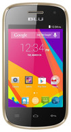 Blu - Dash 3.5 II 4G Cell Phone (Unlocked) - Gold